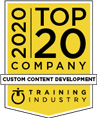 TrainingPros_Training Industry Top 20