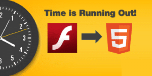 flash to html5